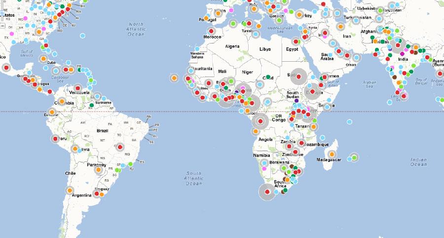 Data Mapping for Sustainable Development - Virtue FoundationVirtue on